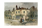 Old Pye Street, Westminster, 1849 Giclee Print