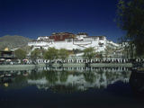The Potala Palace Photographic Print