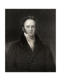 Henry John Temple, 3rd Viscount Palmerston, Engraved by H.R. Cook (Fl.1813-47), from 'National… Giclee Print by John Lucas
