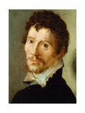 Self Portrait, C.1568 Giclee Print by Juan Fernandez De Navarrete