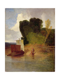 On the River Yare Giclee Print by John Sell Cotman
