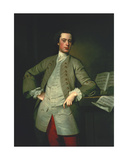 William Finch Giclee Print by Allan Ramsay