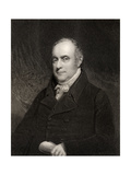 Sir Benjamin Hobhouse, 1st Baronet, Engraved by John Cochran (Fl.1821-65), from 'National… Giclee Print by John Jackson
