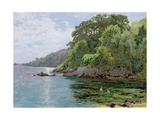 Cawsand Bay Giclee Print by Charles Collins