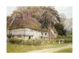 Six Bells, Hollingbourne, Kent Giclee Print by Helen Allingham