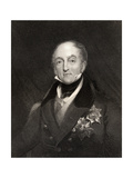 Sir Gore Ouseley, 1st Baronet, Engraved by H. Cook, from 'National Portrait Gallery, Volume Iv',… Giclee Print by Richard Rothwell