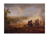 The Siege of Maastricht, 29th June 1673, 1676 Giclee Print by Joseph Parrocel