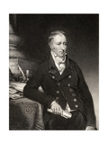 Henry Lascelles, 2nd Earl of Harewood, Engraved by Page (Fl.1815), from 'National Portrait… Giclee Print by John Jackson