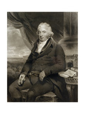 J. Fuller Esq, M.P., Engraved by C. Turner, 1808 Giclee Print by Henry Singleton
