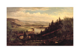 Vermont Scene Giclee Print by Charles Franklin Pierce