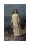 The Somnambulist, 1871 Giclee Print by John Everett Millais