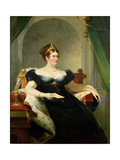 Caroline of Brunswick, Consort of George IV, 1820 Giclee Print by James Lonsdale