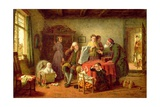 Try This Pair, 1864 Giclee Print by Frederick Daniel Hardy