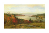 Raquette Lake, 1869 Giclee Print by Homer Dodge Martin