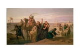 The Rising of the Nile, 1865 Giclee Print by Frederick Goodall