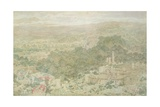 A View of the Ancient City of Tlos in Lycia, 1883 Giclee Print by Richard Dadd