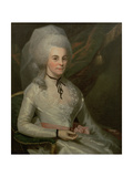 Portrait of Elizabeth Schuyler Hamilton, Wife of Alexander Hamilton (1757-1804) Giclee Print by Ralph Earl Or Earle