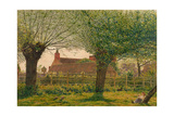 At Binsey, Near Oxford, 1862 Giclee Print by George Price Boyce