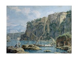 Amalfi Giclee Print by Edward William Cooke