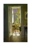 Interior - Morning Giclée-Druck von Patrick William Adam