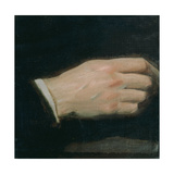 Study of a Hand Giclee Print by John Singer Sargent