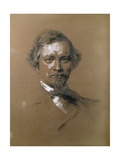 August Wilhelm Hofmann (1818-92) German Chemist, 1864 Giclee Print by George Richmond