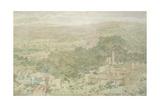 Bolton Abbey Giclee Print by Peter De Wint