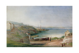 Darling Harbour from Millers Point Giclee Print by Frederick Garling