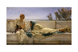Pleading, 1876 Giclee Print by Sir Lawrence Alma-Tadema