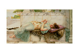 The Betrothed, 1892 Giclee Print by John William Godward