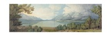 Derwentwater from the South, 1786 Giclee Print by Francis Towne