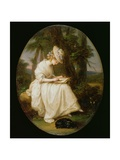 Louisa Hammond Giclee Print by Angelica Kauffmann