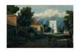 Stapleton, 1825 Giclee Print by Samuel Jackson