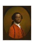 Portrait of an African, C.1757-60 Giclee Print by Allan Ramsay