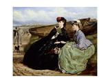 The Admirers Giclee Print by Charles Wynne Nicholls
