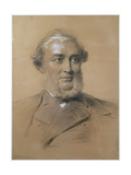 Henry Bence Jones, 1865 Giclee Print by George Richmond
