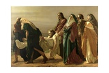 The Entombment, 1883 Giclee Print by Antonio Ciseri