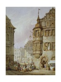 Nuremberg Giclee Print by Samuel Prout