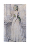 Portrait of a Woman by a Music Stand, 1793 Giclee Print by Richard Cosway
