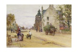 Crail, Fife Giclee Print by Ernest Albert Waterlow