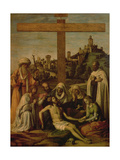 The Deposition Giclee Print by Giovanni Battista Cima Da Conegliano