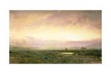 Morning, 1872-73 Giclée-Druck von Fedor Aleksandrovich Vasiliev
