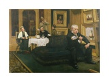 The Connoisseur, 1887 Giclee Print by Henry Herbert La Thangue