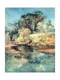 Hell Cauldron Giclee Print by John Sell Cotman