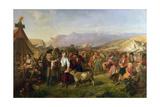 A Scottish Fair Giclee Print by John Phillip