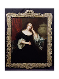 Portrait of a Lady, C.1665 Giclee Print by Henry Anderton