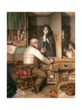 At the Pawnbroker's Giclee Print by Thomas Reynolds Lamont