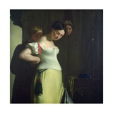 Minna at Her Toilet Giclee Print by Sir William Quiller Orchardson