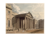 Carlton House from 'History of Royal Residences' Giclee Print by William Henry Pyne
