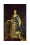 Queen Caroline (1683-1737) Consort of King George II of England, 1727-28 Giclee Print by Charles Jervas